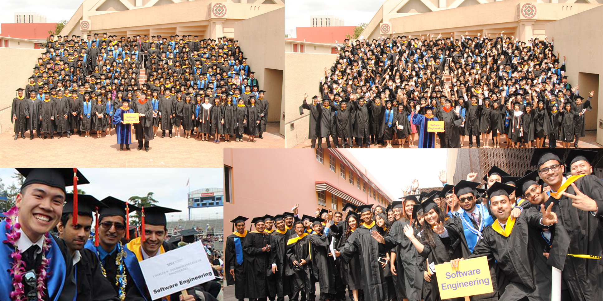 Sp2015 Software Engineering Graduates