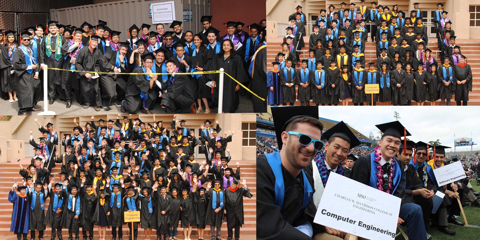 Sp15 CMPE Graduates